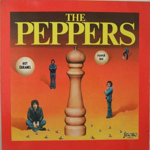The Peppers - A Taste Of Pepper
