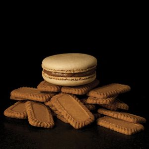macarons paul speculoos