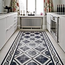 Grand retour des carreaux ciment le blog de natacha - Carrelage carreaux de ciment ...