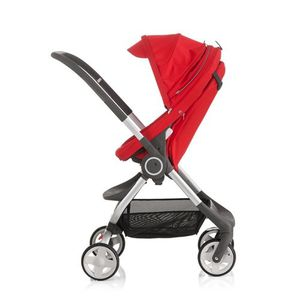 scoot profil rouge
