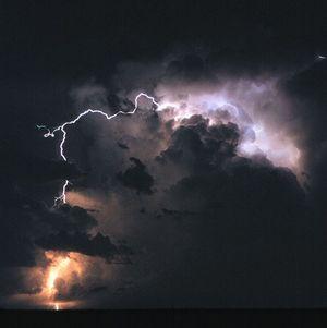 nuit d'orage