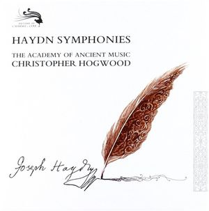 Haydn Symphonies Christopher Hogwood