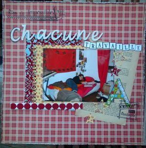 chacune travaille