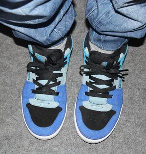 DC bleues