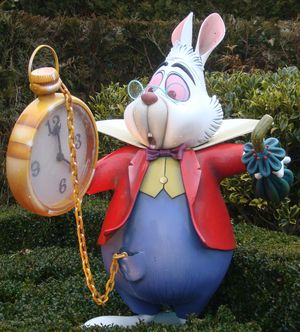 Disney lapin alice