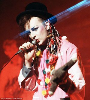 Boy George: 'I wish I had gone running with Madonna when she asked me'