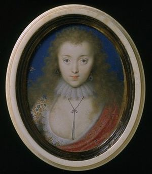 3d Oliver Peter 1594-1648 Venetia Stanley lady Digby 1615-2