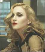 Madonna Among Top Celebrity Earners Of 2010
