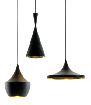 luminaires tom dixon chewinghome. Black Bedroom Furniture Sets. Home Design Ideas