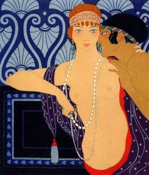 George Barbier (1882 – 1932, French) 1