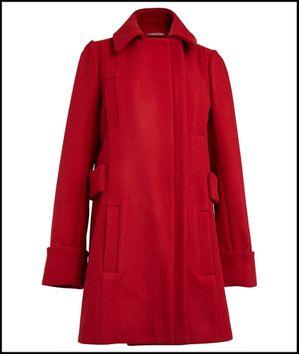30 manteaux color s color block automne hiver 2011 - Manteau comptoir des cotonniers hiver 2013 ...