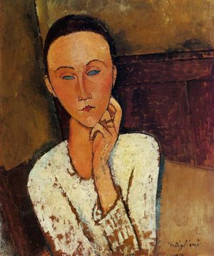 Amedeo-Modigliani---Lunia-Czechowska_-Left-Hand-on-Her-Chee.jpg