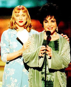 Exclusive: Madonna Reacts to Elizabeth Taylor's Passing