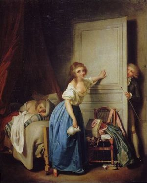 Boilly L'Indiscret 1790 1795
