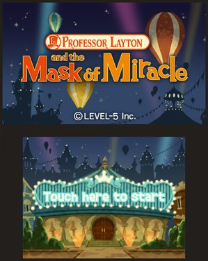 Laytonmiracle 3DS
