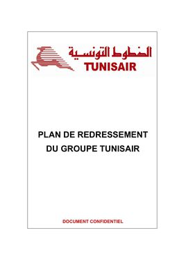 Document confidentiel TUNISAIR