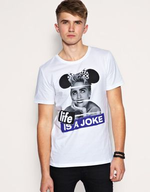 Madonna T-shirts for Men and Women (+ shoes) by ASOS