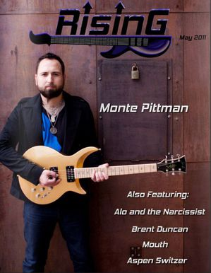 Monte Pittman about Madonna in ''Rising'' magazine