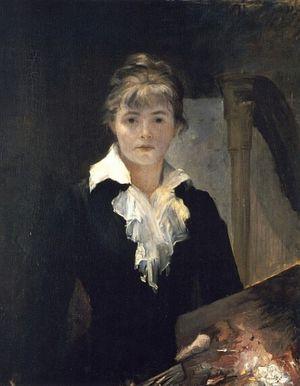 Autoportrait – Marie Bashkirtseff (1858-1884)