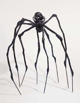 louise bourgeois-01--spider licensed-by-vaga-ny