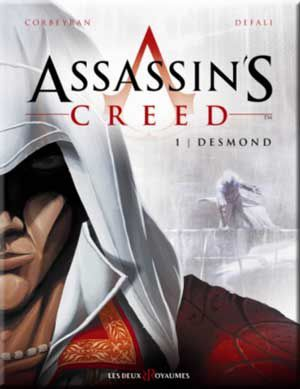 le livre du samedi assassin 39 s creed bd on en parle ici. Black Bedroom Furniture Sets. Home Design Ideas