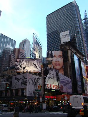 New York times square16