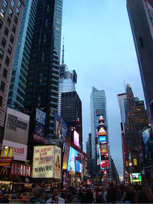 New York times square17