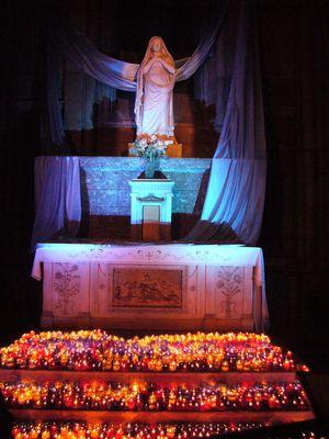 Cathédrale St Jean chapelle G