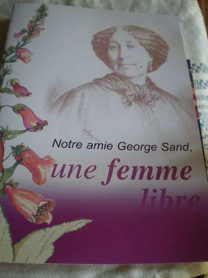 George Sand femme libre