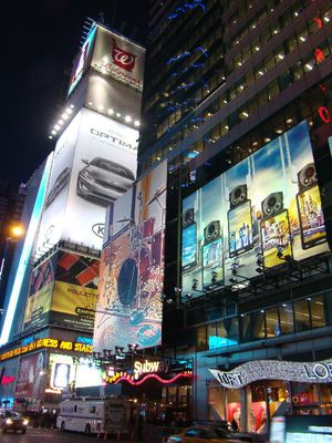 New York times square (6)