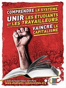 etudiants capitalisme
