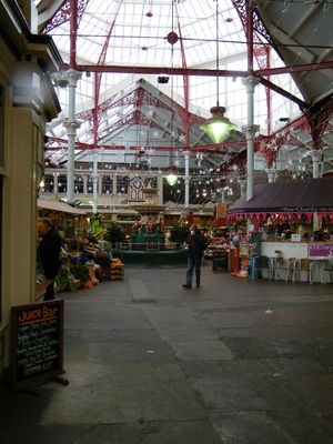 Central Market - St Helier