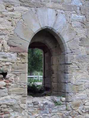 ancien chateau de Ferrals 06