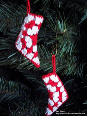 bottes-noel-crochet-decoration-sapin