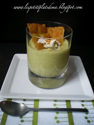 Veloute courgettes Emma