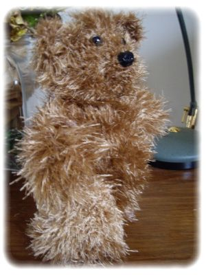 Un ours au crochet P0929