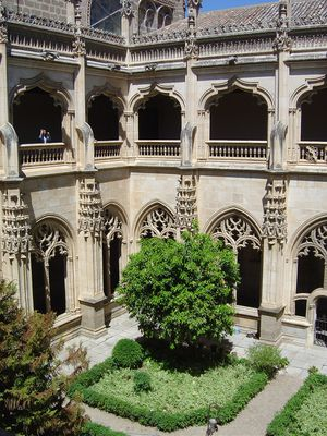 tolede Monastère de Saint-Jean des rois (6)