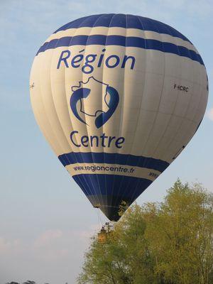 montgolfière 7339