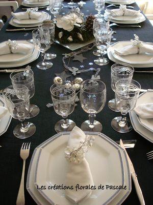 Table de Noel 1