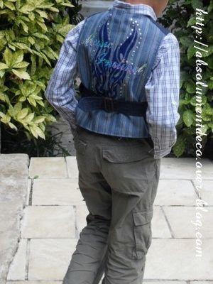 Gilet de fermier du livre Mes carnets de couture B-copie-1