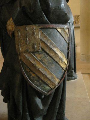 Bourgogne - Tombeau de Philippe Pot (4)