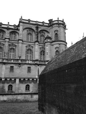 Les Blockhaus et Bunkers allemands dans les jardins du château à Saint-Germain-en-Laye (78100)
