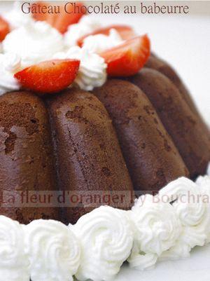 gâteau chocolaté2