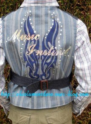 Gilet de fermier du livre Mes carnets de couture B-copie-3