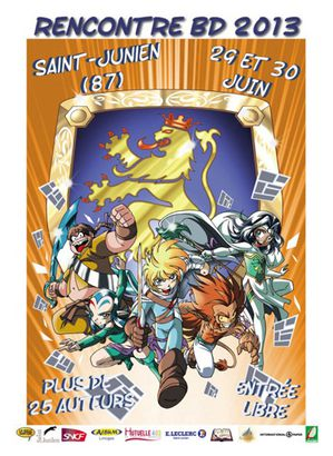 Rencontre bd saint junien