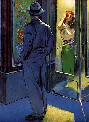 Al Parker, From Gentleman Loser, Gentleman Junkie