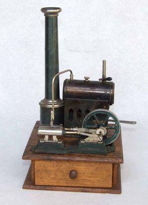 machine vapeur verticale jouet anim 1900 le blog de julianne2. Black Bedroom Furniture Sets. Home Design Ideas