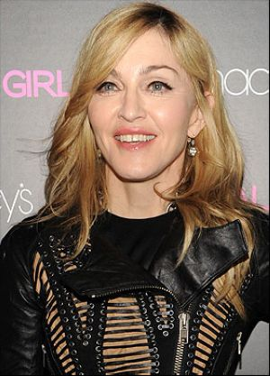 Madonna to launch lingerie range