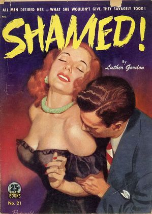 Shamed! Vintage Pulp Fiction