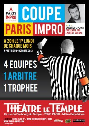 paris-impro